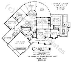 cottage house floor plans harmony mountain cottage house plan active house plans