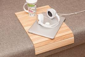 sofa tray table natural ash different colours coffee tables