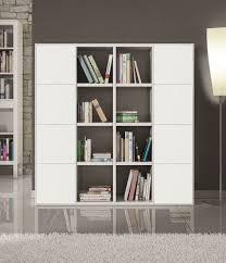 librerie muro libreria a muro kubic 09
