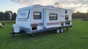 fleetwood pioneer 21 rvs for sale