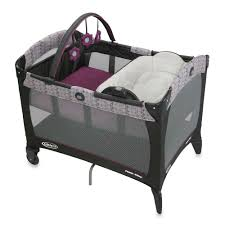 Mini Crib With Changing Table by Shop Playard Travel Crib Buybuy Baby