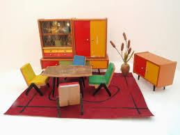 Wohnzimmer M El F Puppenhaus Diepuppenstubensammlerin Puppenmöbel Ems Veb Niedersaida Doll