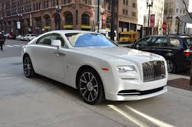 rolls royce white 2017 rolls royce wraith stock r391 for sale near chicago il