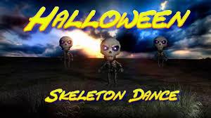 Halloween Skeleton Dance Halloween Skeleton Dance By Zayha Gutta Ave Studios Animations