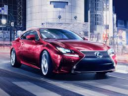convertible lexus hardtop new rc 350 and rc 300h coupes to join lexus lineup in 2014