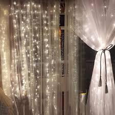Led Light Curtain Fabulous Led Light Curtains Decor With Light Curtain Lights 70 Led