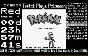 twitch plays pokemon know your meme