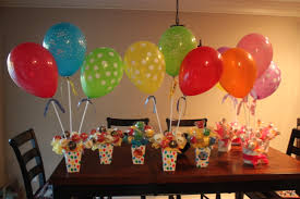 balloon sticks balloon stick centerpieces for outdoor party so wind won t