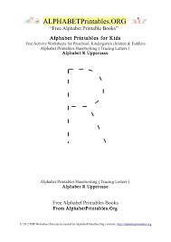 letter r alphabet printables for kids alphabet printables org