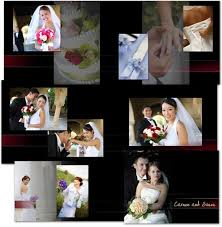 professional wedding album templates arc4studio