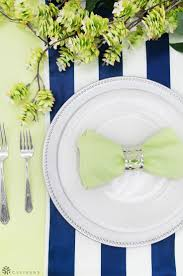 Oblong Table Cloth A Summery Tablescape Ft Our Pastel Lime Green Tablecloth And