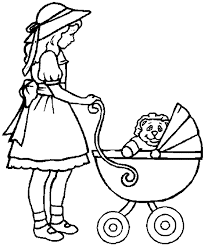 free coloring pages girls bestofcoloring