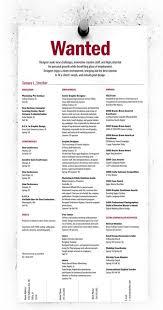 Original Resume Design 45 Creative Resumes To Seize Attention Hongkiat