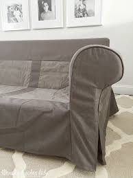 Gray Sofa Slipcover by Furniture Replace Or Upgrade Your Furniture With Ektorp Slipcover
