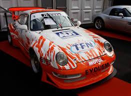 porsche 996 rally car file festival automobile international 2011 vente aux enchères