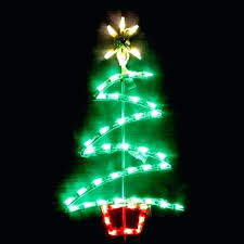 green spiral lighted tree led lighted christmas tree amodiosflowershop com