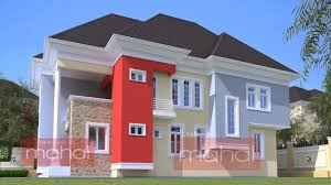 Duplex House Designs Modern Duplex House Plans In Nigeria Youtube