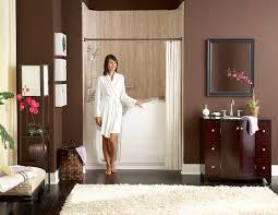 short shower curtain for walk in tub showers decoration barrier free shower walk in bathtub