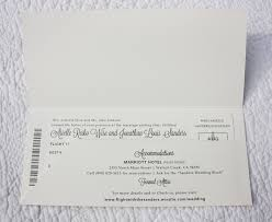 wedding invitations jackson ms come fly with us airplane boarding pass wedding invitations
