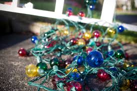How To Hang Christmas Lights Outside by Home Maintenance Tasks You Need To Tackle In December