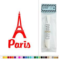 43 paris decals wall art paris windmill red cabaret france vinyl about paris eiffel tower france vinyl sticker decal wall art dcor