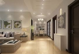 3d decor modern style living dining room 3d house