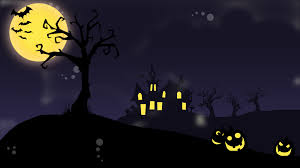 free halloween wallpapers desktop long wallpapers