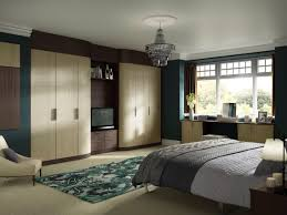 Bespoke Bedroom Furniture Fitted Wardrobes With Tv Space Home Sweet Home Pinterest