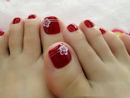 toe nail designs flowers gallery nail art designs