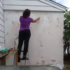 How To Paint A Faux Brick Wall - paint a faux brick wall using stencils stencil stories