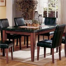 Second Hand Kitchen Table And Chairs by Granite Dining Table And Luxurious Atmosphere At Home Traba Homes