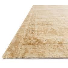 pine cone area rug loloi nyla rug light gold ny 22 transitional area rugs