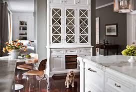 Kitchen Trend Glass Cabinets Interior Design Ideas - Glass cabinets for kitchen