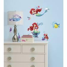 little mermaid wall decals wall murals you ll love 42 mermaid wall decals art sticker ocean decal
