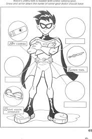 teen titans coloring book free coloring pages on art coloring pages