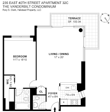 Vanderbilt Floor Plans The Vanderbilt At 235 East 40th Street In Murray Hill U2013 The