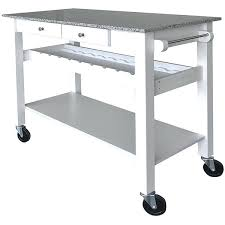 black kitchen island cart black kitchen island cart with granite top snaphaven com