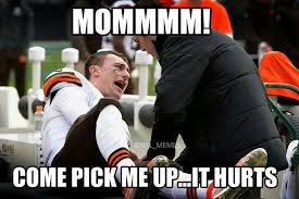 Johnny Football Meme - johnny manzel nit man enough for the nfl nfl news pinterest