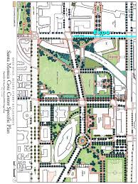Map Of Santa Monica Downtown Santa Monica Station Cast Vote In Poll The Transit