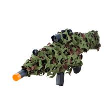 Camouflage Netting Decoration Kids Army Camouflage Net Gun Wrap Woodland Kids Army Com