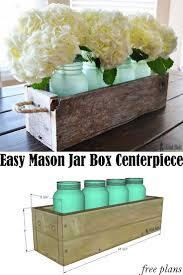 Simple Wooden Box Bed Designs Best 25 Planter Box Centerpiece Ideas On Pinterest Flower Box