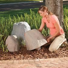 Artificial Garden Rocks Landscape Rocks Faux Rock Covers Boulders