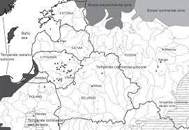 Russian Boreal Forest Disturbance Maps by Preikša Z Brazaitis G Marozas V Jaroszewicz B 2015 Dead Wood