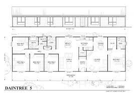 House Plans With Large Bedrooms 5 Bedroom House Plans Home Design