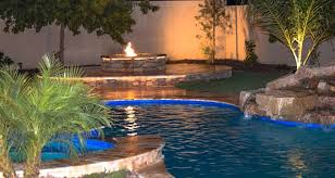Fire Pit With Water Feature - fire pits custom fire pits installation outdoor heating