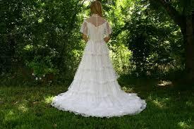 alfred angelo vintage lace wedding dresses vintage 70s 80s wedding dress alfred angelo designer