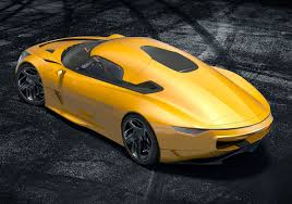 citroen sports car citroen eve concept cars diseno art