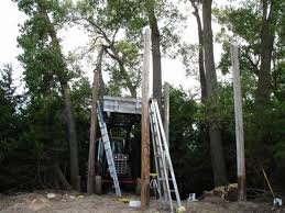 Natural Hunting Blinds Outrageous Hunting Stands And Blinds Outdoor Life