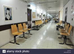 hospital waiting room with empty chairs stock photo royalty free