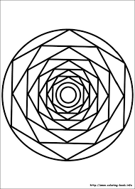 58 therapy coloring pages images mandalas